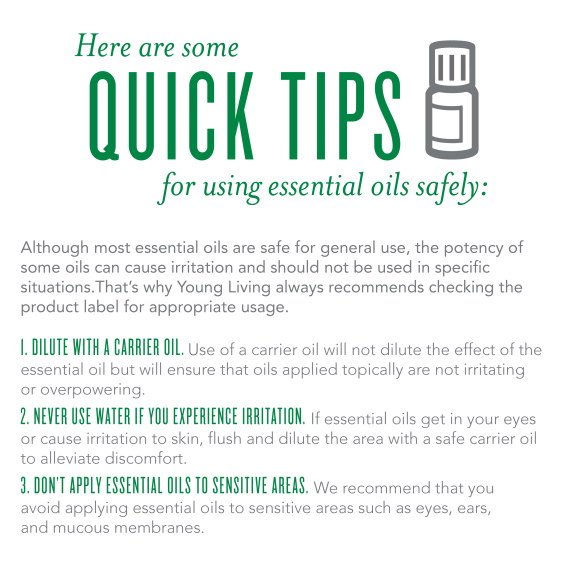 13 - Quick Tips for Safe Use