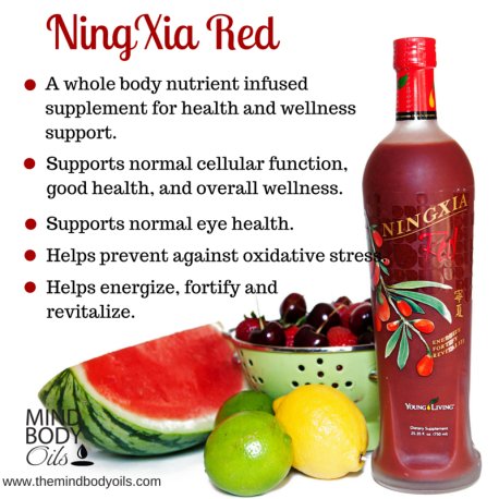 32 - NingXia Red