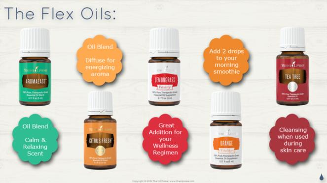 36 - Flex Oils